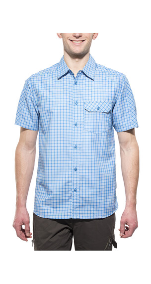 axant Alps - Camisas de manga corta Hombre - azul